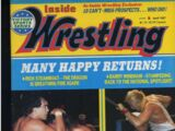 Inside Wrestling - April 1987