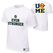 John Cena Even Stronger Authentic T-Shirt