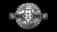 NXT TakeOver Portland logo