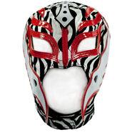 Rey Mysterio Zebra Replica Mask