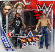 Roman Reigns & Dean Ambrose WWE Battle Packs SummerSlam 2016