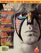 WWF Magazine July 1992