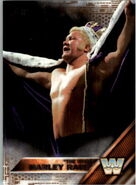 2016 WWE (Topps) Then, Now, Forever Harley Race 178