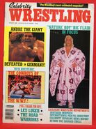 Celebrity Wrestling - August 1988