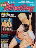 Inside Wrestling - November 1982