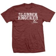Jim Ross Slobberknocker T-Shirt