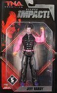 TNA Deluxe Impact 5 Jeff Hardy