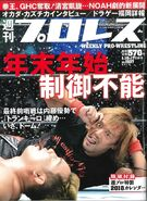 Weekly Pro Wrestling No. 1937