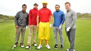 WrestleMania 31 golf tournament.7