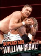 2001 WWF WrestleMania (Fleer) William Regal 19