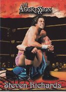 2003 WWE Aggression Steven Richards 34