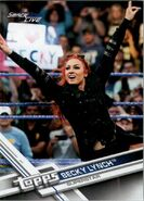 2017 WWE (Topps) Then, Now, Forever Becky Lynch 140