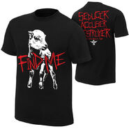 Bray Wyatt Find Me Authentic T-Shirt