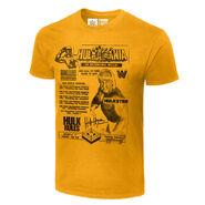 Hulk Hogan Fanzine Graphic T-Shirt
