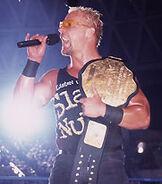 Jeff Jarrett WCW Championship 3