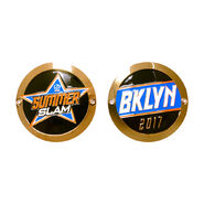 SummerSlam 2017 Commemorative Side Plate Box Set
