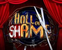 WWE Hall of Shame Logo