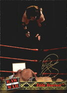 2001 WWF RAW Is War (Fleer) Eddie Guerrero 40