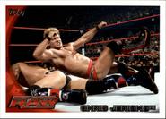 2010 WWE (Topps) Chris Jericho (No.16)