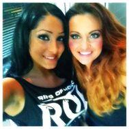 Mandy & Maria