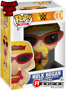 Pop WWE Vinyl - Hulk Hogan