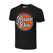 Rusev I Crush It Every Rusev Day Authentic T-Shirt