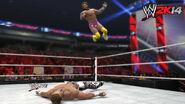 WWE 2K14 Screenshot.2