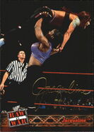 2001 WWF RAW Is War (Fleer) Jacqueline 48