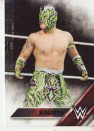 2016 WWE (Topps) Kalisto 25