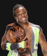 40 RAW - Xavier Woods