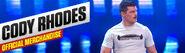 Cody Rhodes Merch poster