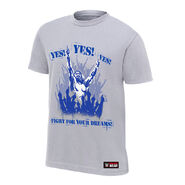 Daniel Bryan Fight For Your Dreams Youth Authentic T-Shirt
