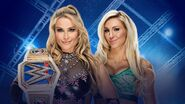 Hell in a Cell 2017 Natalya vs. Charlotte Flair