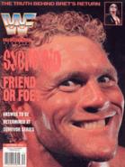 Sid wwe magazine