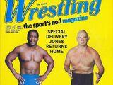 The Ring Wrestling - October 1981