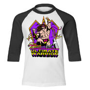 Ultimate Warrior Raglan T-Shirt
