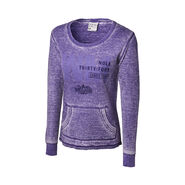 WrestleMania 34 Purple Long Sleeve Thermal T-Shirt
