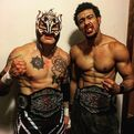 AR Fox and Fenix AAW Tag Team Champions