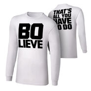 Bo Dallas BOLIEVE Long Sleeve T-Shirt