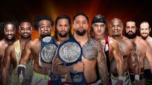 Clash of Champions 2017 Fatal 4-Way Match