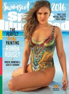 Sports Illustrated Swimsuit - April 2016