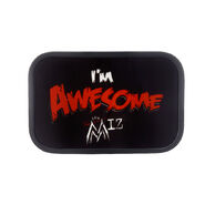 The Miz Belt Buckle