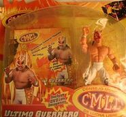Ultimo Guerrero Toy 1
