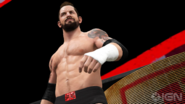 Wade Barrett - WWE 2K16