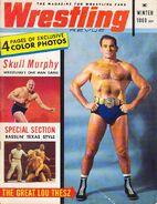 Wrestling Revue - Winter 1960