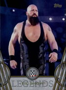 2018 Legends of WWE (Topps) Big Show 56