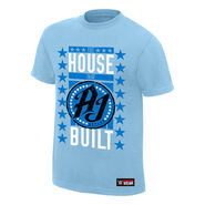 AJ Styles The House That AJ Built Authentic T-Shirt