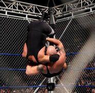 Big Show vs Undertaker (Steel Cage) 6