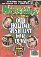 Inside Wrestling - January 1996