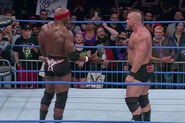 Lashley vs Cage - Impact Wrestling - 2018Mar28